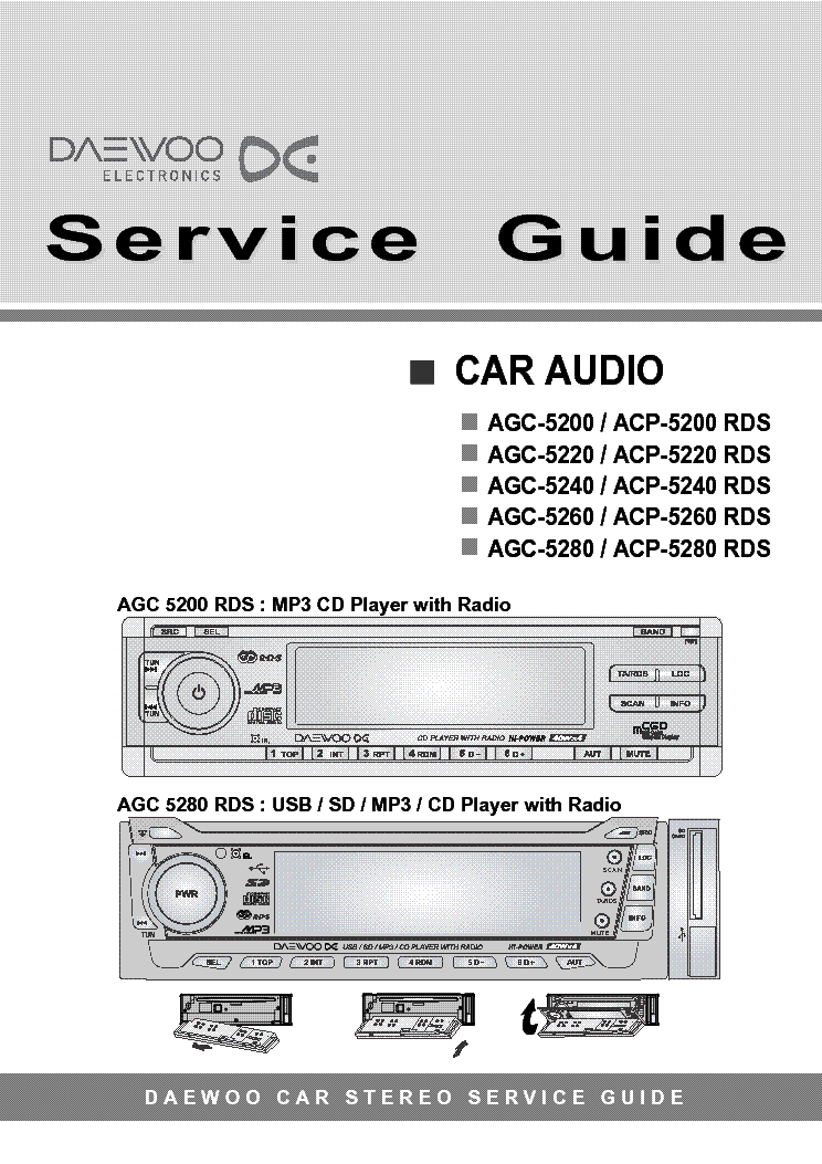 daewoo agc5200 service manual download schematics eeprom. Black Bedroom Furniture Sets. Home Design Ideas