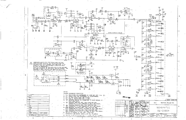 dbx 263x sch service manual download  schematics  eeprom
