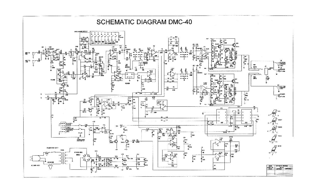 Dean Markley Kpa4100 Sch Service Manual Download Schematics Eeprom Guitar Wiring Diagram Free Picture Schematic
