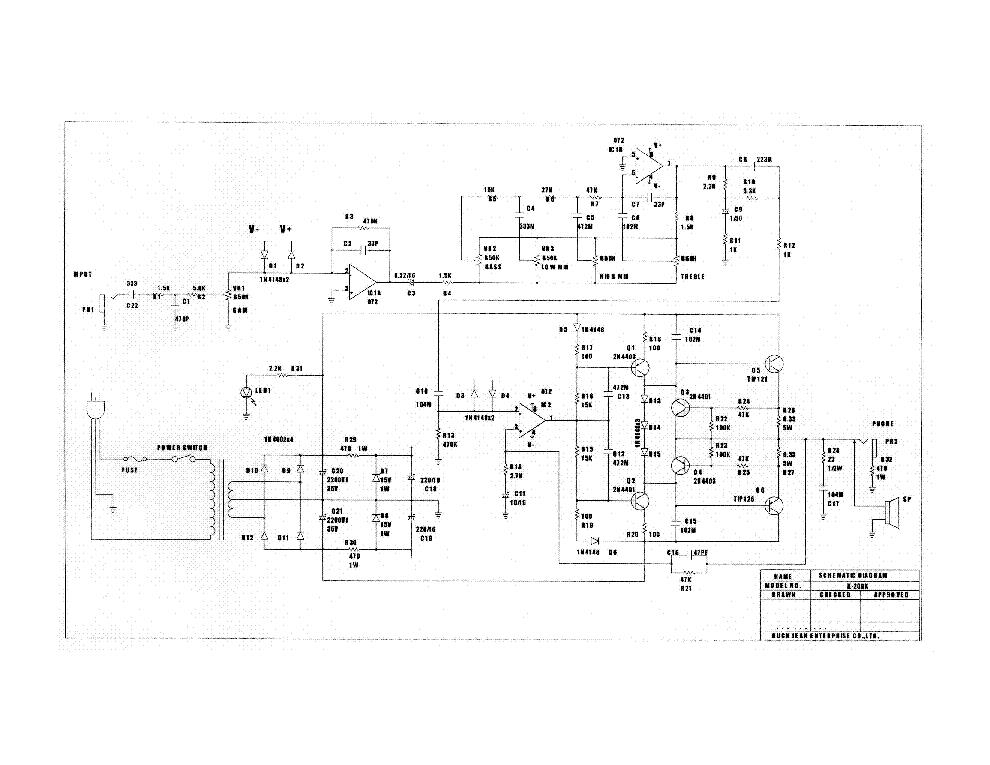 Dean markley k 150 user manual