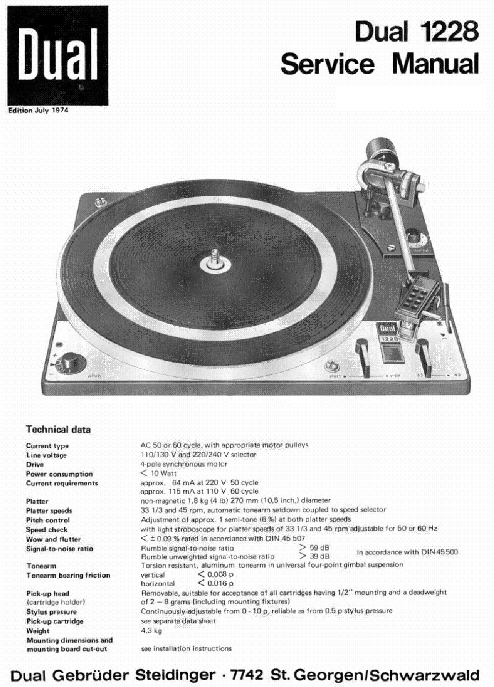 Dual xdvd700 manual