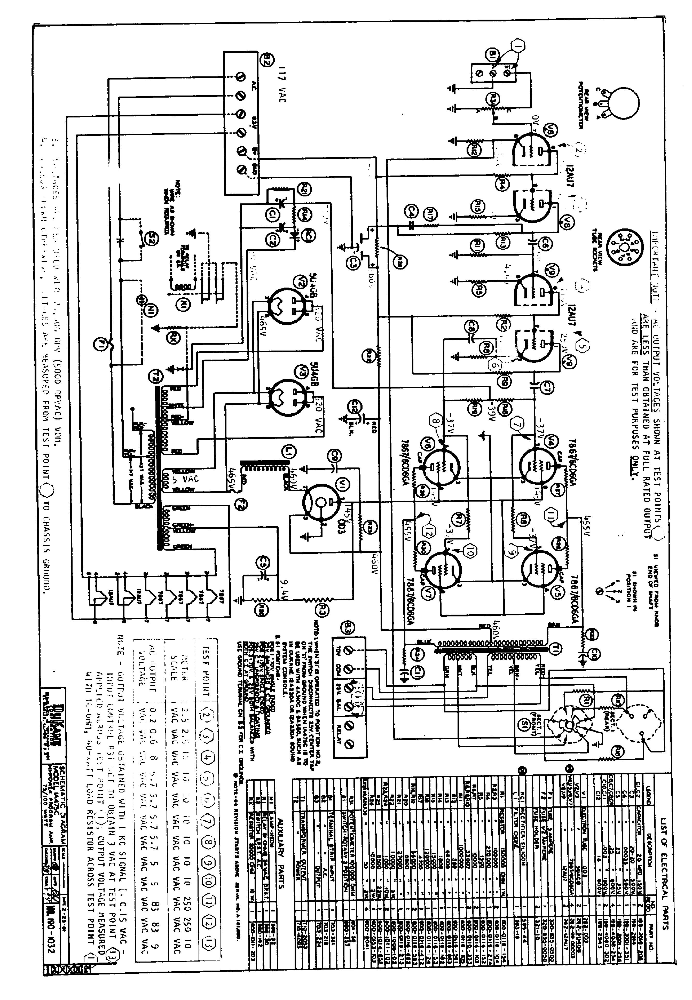dukane 1a475 sch service manual download, schematics, eeprom, repairdukane 1a475 sch service manual (1st page)