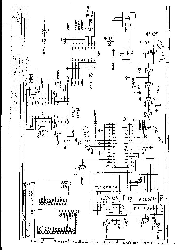 audio alchemy dac