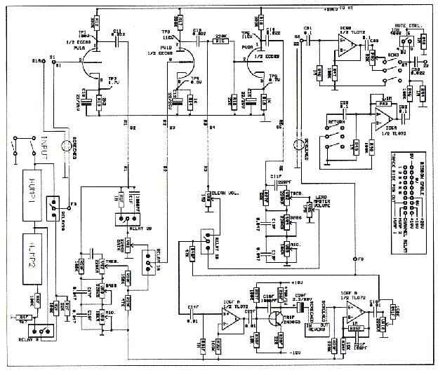 Carlton Camel Fulltube Amp Sch Service Manual Download Schematics