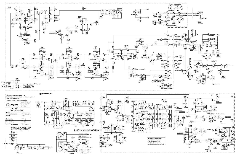 carvin b1500 service manual download, schematics, eeprom ... john deere wiring diagrams wiring diagrams carvin wiring diagrams