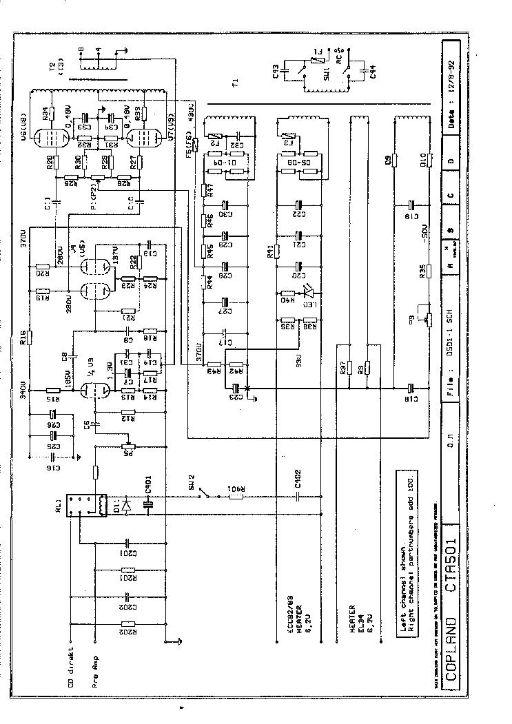 Copland Csa-14 Manual