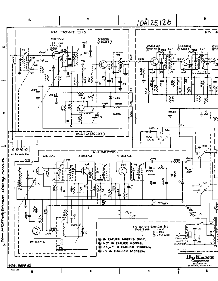 dukane contactor wiring diagram   31 wiring diagram images