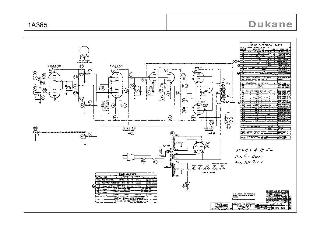 help me understand this dukane pa