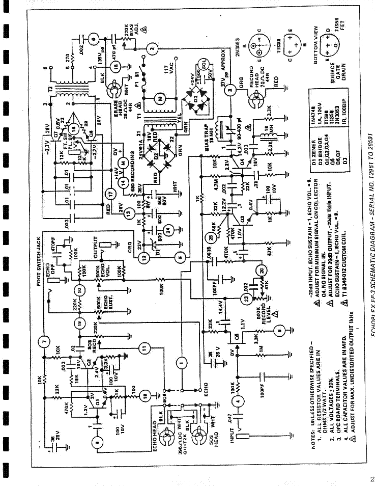 807 tube triode connected