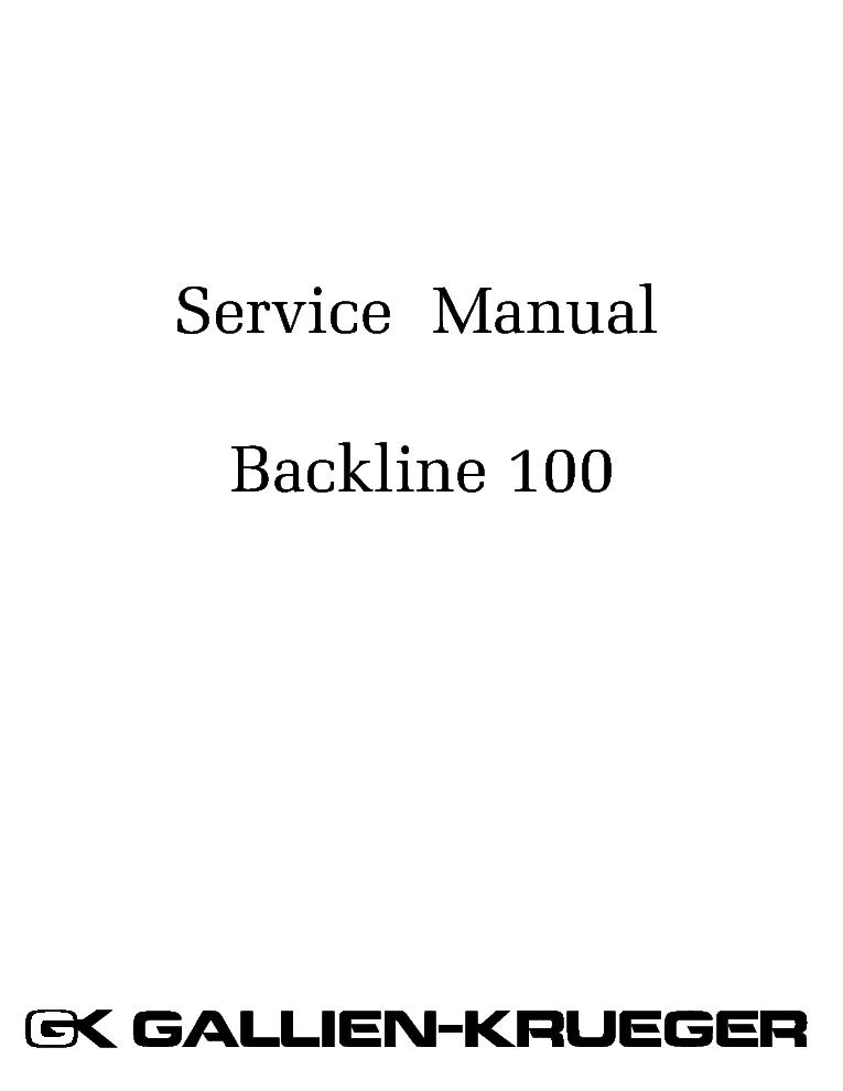 gallien krueger gk800rb sch service manual download schematics eeprom repair info for. Black Bedroom Furniture Sets. Home Design Ideas