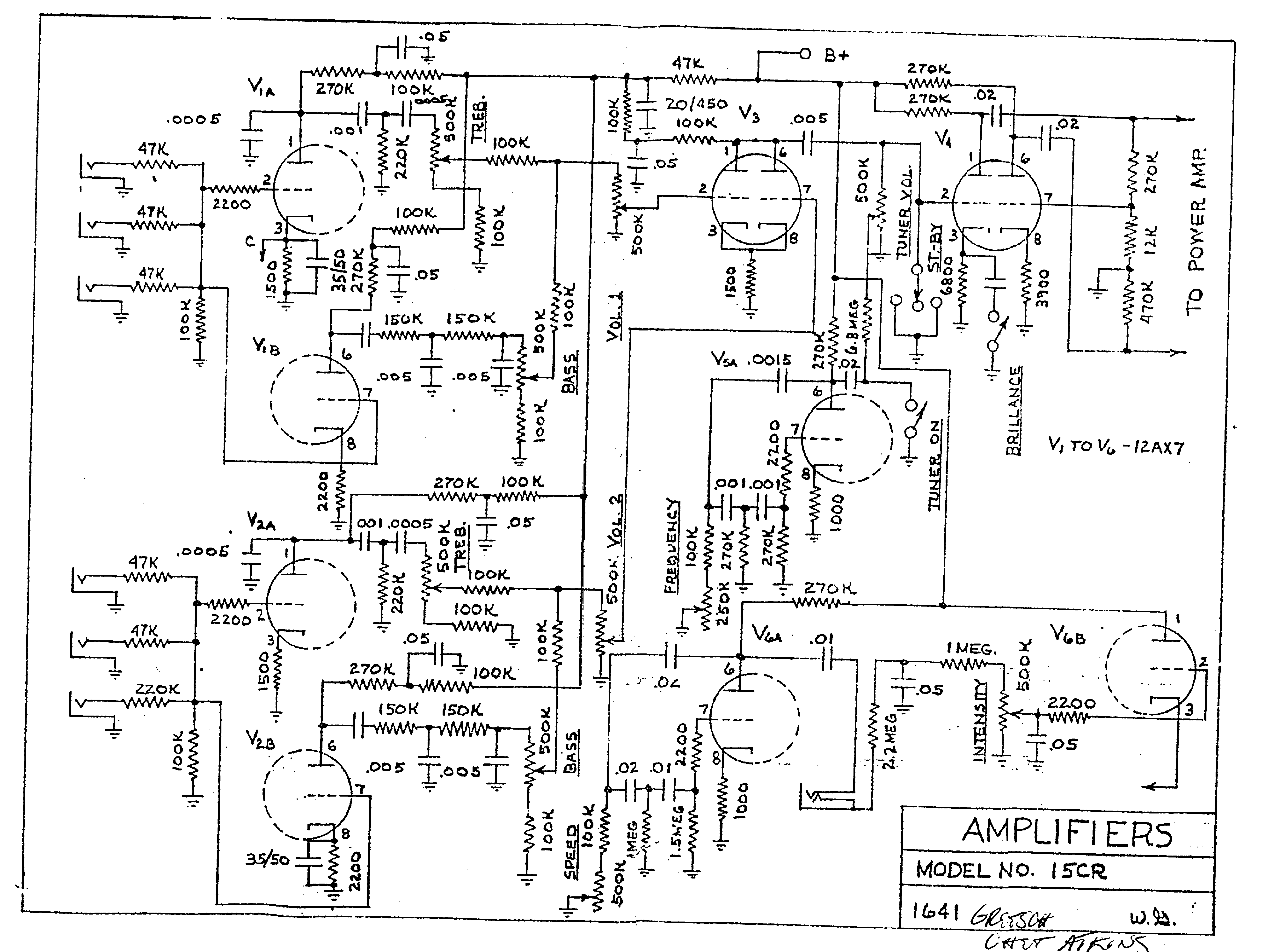 gretsch 6160 service manual download  schematics  eeprom