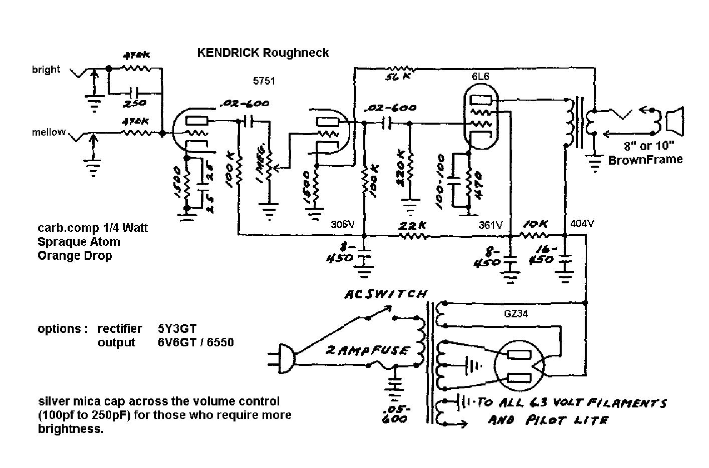 Kendrick Amp Schematics Books Of Wiring Diagram 32 Watt Stereo Amplifier Circuit Pictures To Pin On Pinterest Roughneck Service Manual Download Eeprom Rh Elektrotanya Com