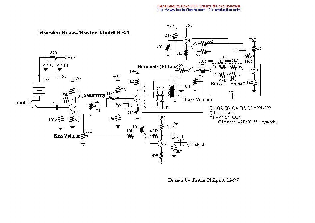 maestro boomerang 2 service manual download  schematics