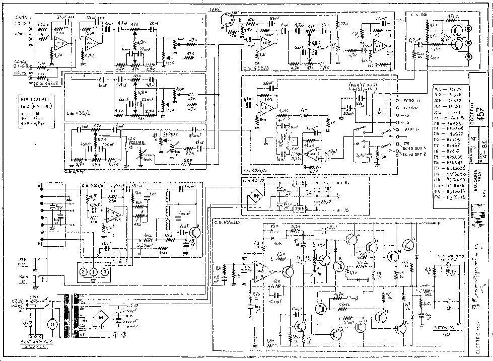 schematics circuit zonecom electronic projects