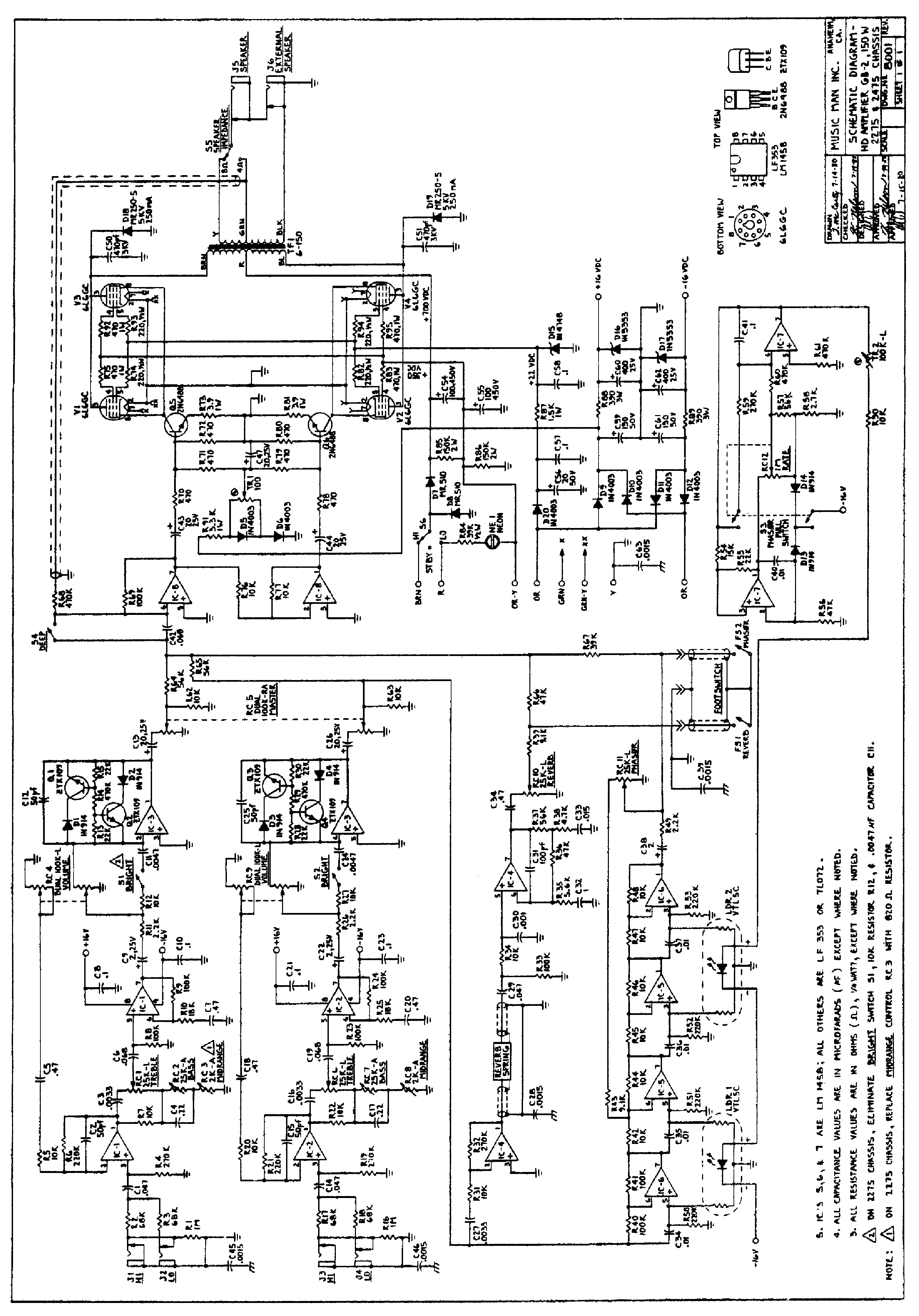 egnater wiring diagram gmc fuse box diagrams wiring