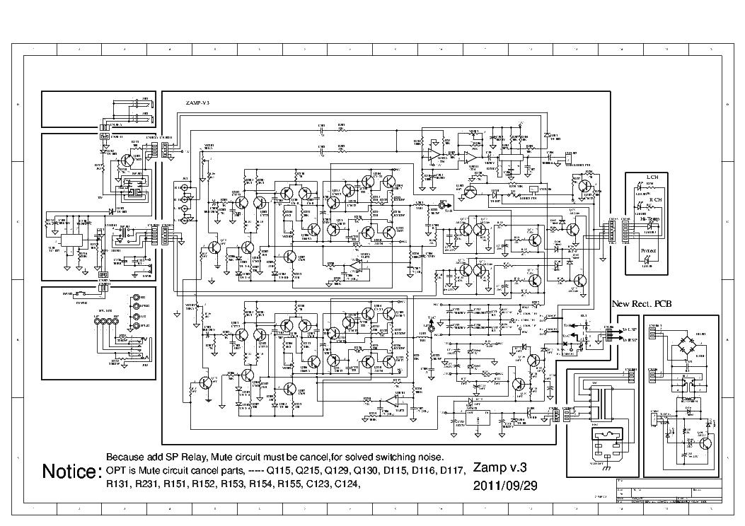 parasound dac1100 service manual download  schematics