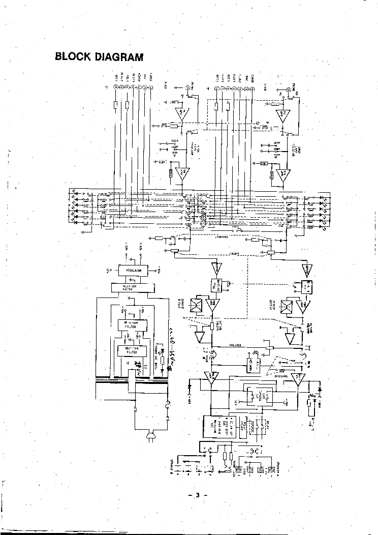 technics stereo speakers wiring diagram  diagram  auto