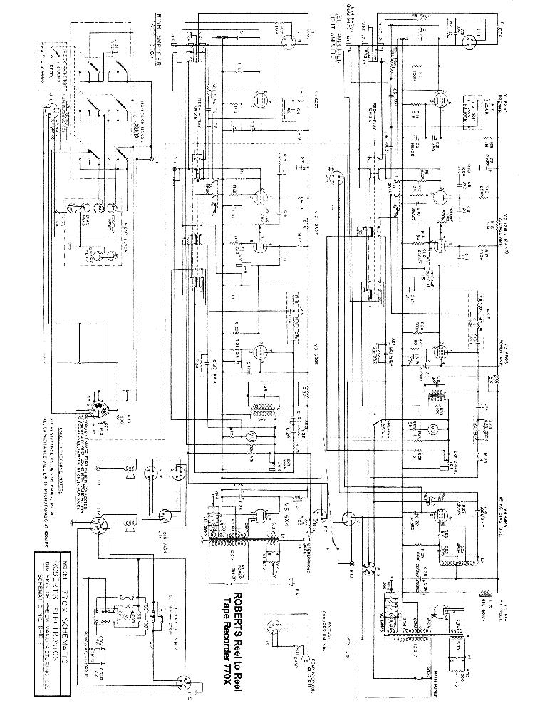 Roberts R24 Am Fm Radio Sm Service Manual Download  Schematics  Eeprom  Repair Info For