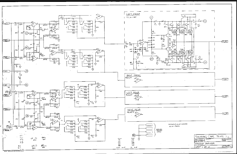 Wiring Diagram Punch 150 Amplifier Page 4 And Rockford Fosgate Schematics Diagrams Source Mos 650 Sch Service Manual Rh Elektrotanya Com 1000