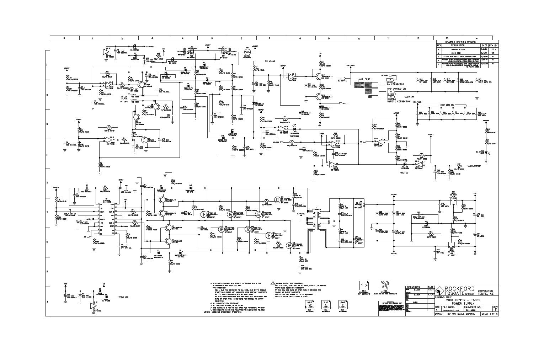 rockford fosgate mos 650 sch service manual schematics eeprom repair info for