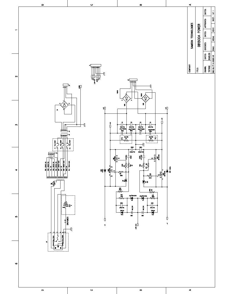 samson l1212 l1215 service manual download  schematics