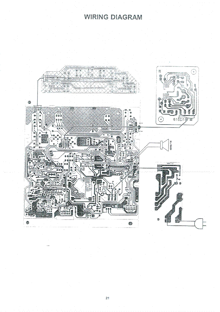 Sangean Ats909 Sch Service Manual Download Schematics