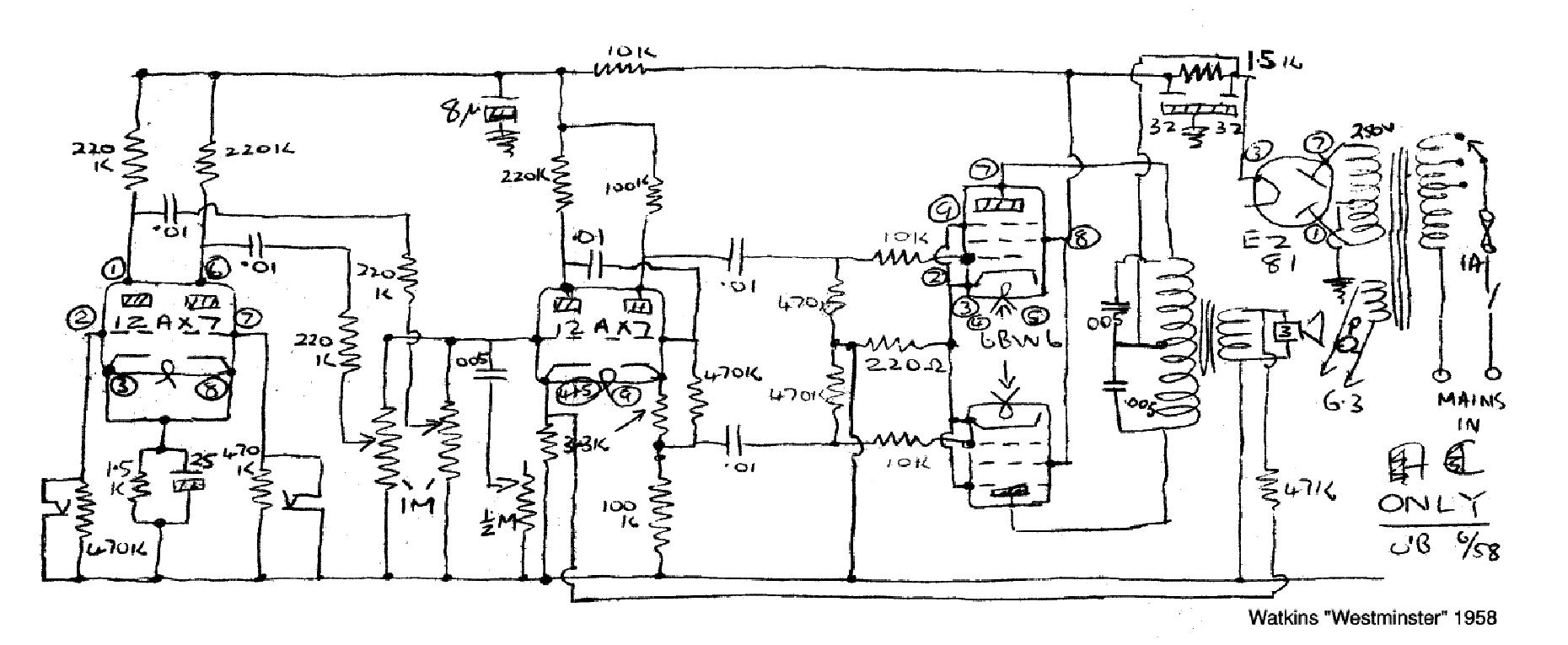 watkins westminster schematic    elektrotanya.com