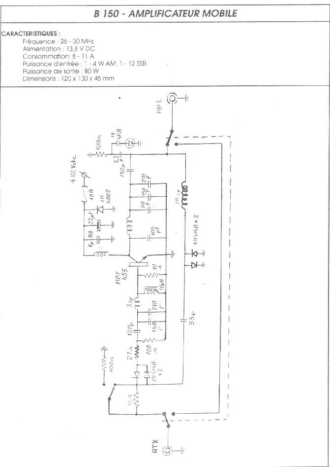 ZETAGI B47 SCH Service Manual download, schematics, eeprom, repair