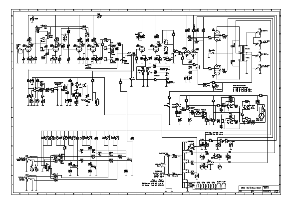 engl e530 preamp reverse engineered schematic service manual download  schematics  eeprom