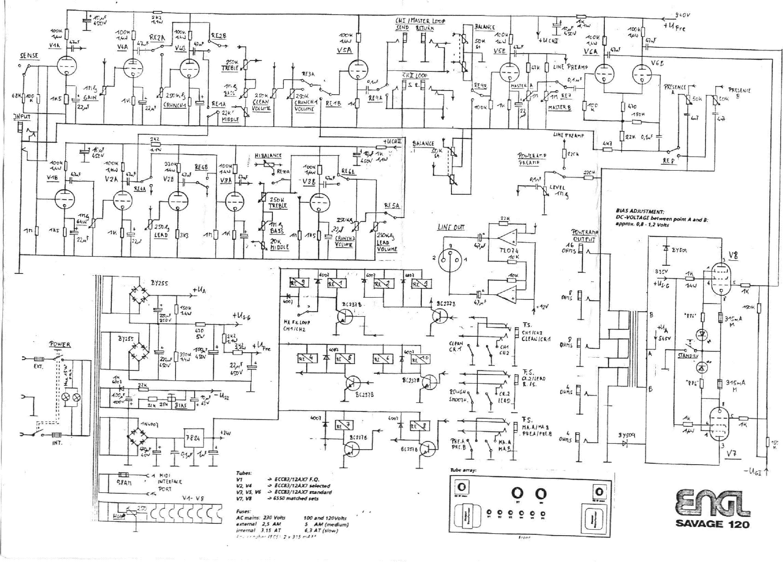 engl e530 sch service manual free download  schematics