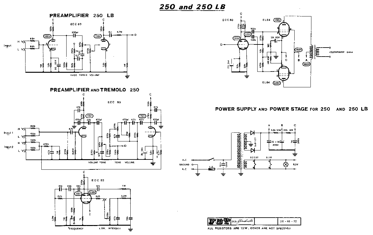 fbt jolly 15ba sch service manual download  schematics  eeprom  repair info for electronics experts