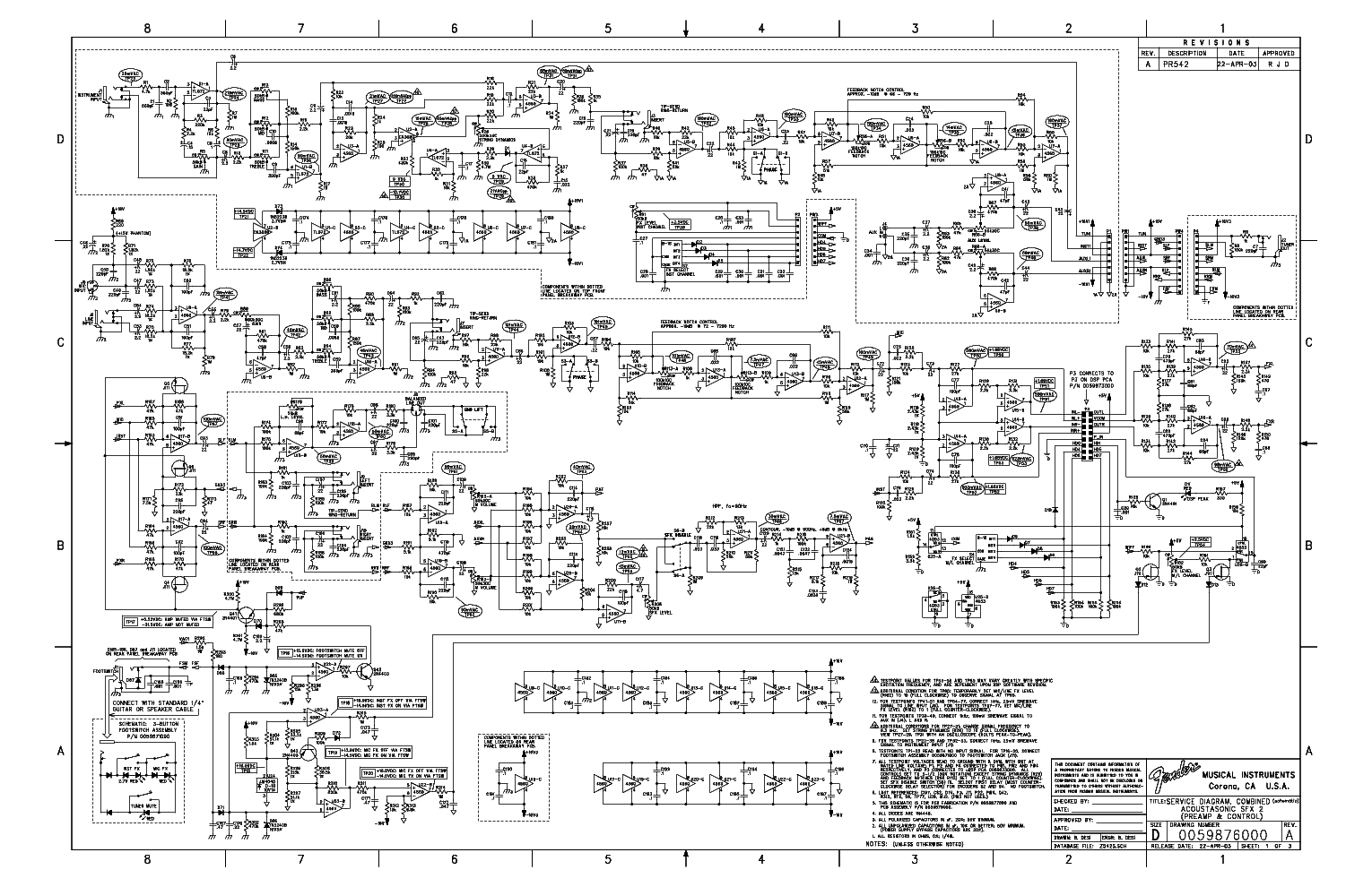 fender acoustasonic pro amplifier schematic diagram data wiring rh chamaela co Telecaster Seymour Duncan Wiring Diagrams Fender Telecaster Wiring-Diagram