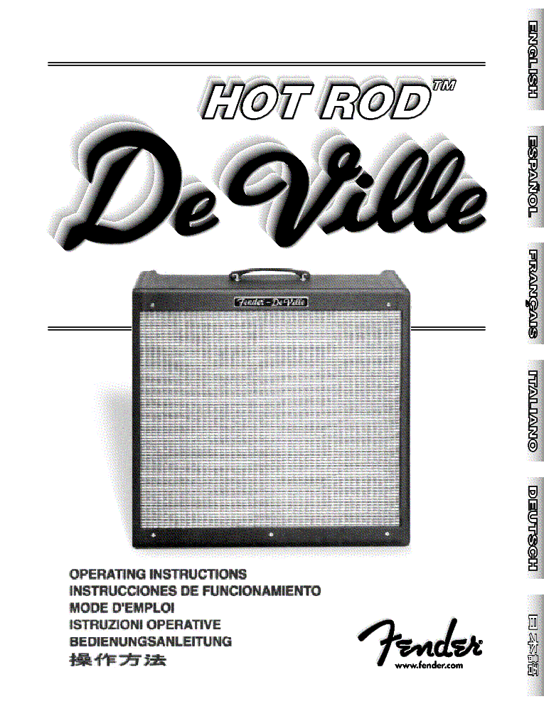 Fender Hot Rod Deluxe Schematic Fender Hot Rod Deville sm
