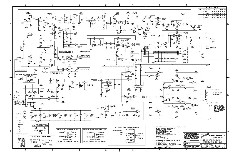 fender guitar amp schematic | free download wiring diagram schematic