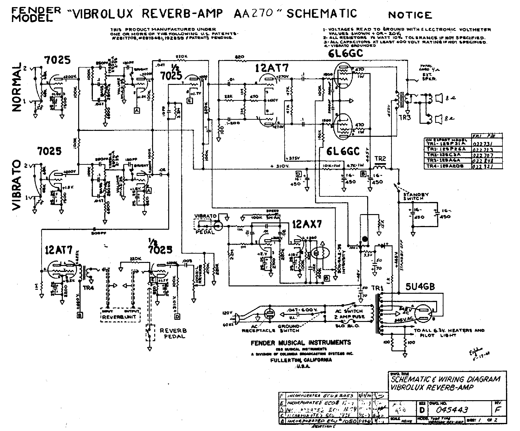 Vibrolux Reverb Schematic - Wiring Diagram Local on super reverb schematic, one-line diagram, circuit diagram, princeton reverb schematic, peavey reverb schematic, technical drawing, tube map, functional flow block diagram, fender bandmaster ab763 schematic, deluxe reverb schematic, piping and instrumentation diagram, fender reverb schematic, vibrolux reverb schematic, twin reverb schematic, pro reverb schematic, block diagram,