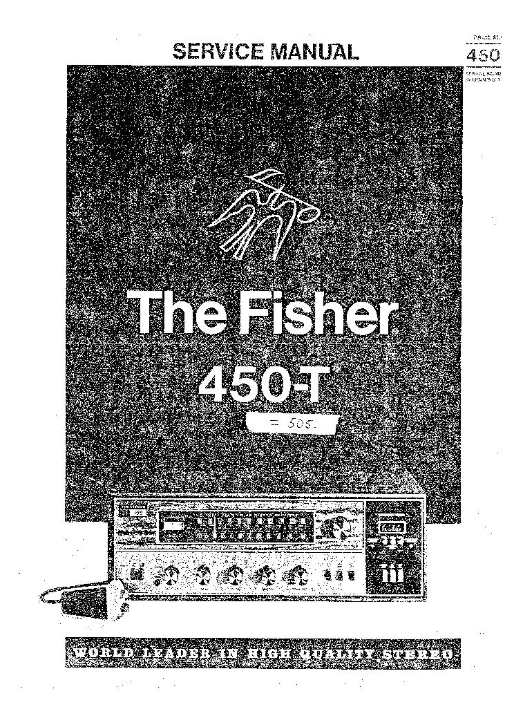 fisher ca 270 service manual schematics eeprom fisher