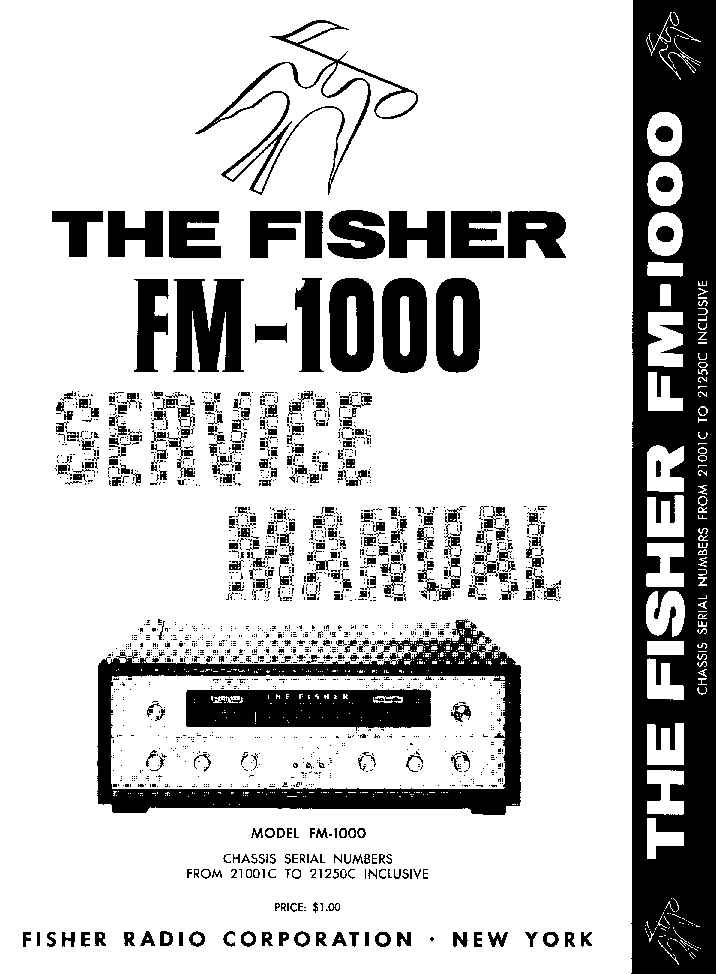 fisher rs 270 service manual schematics eeprom fisher