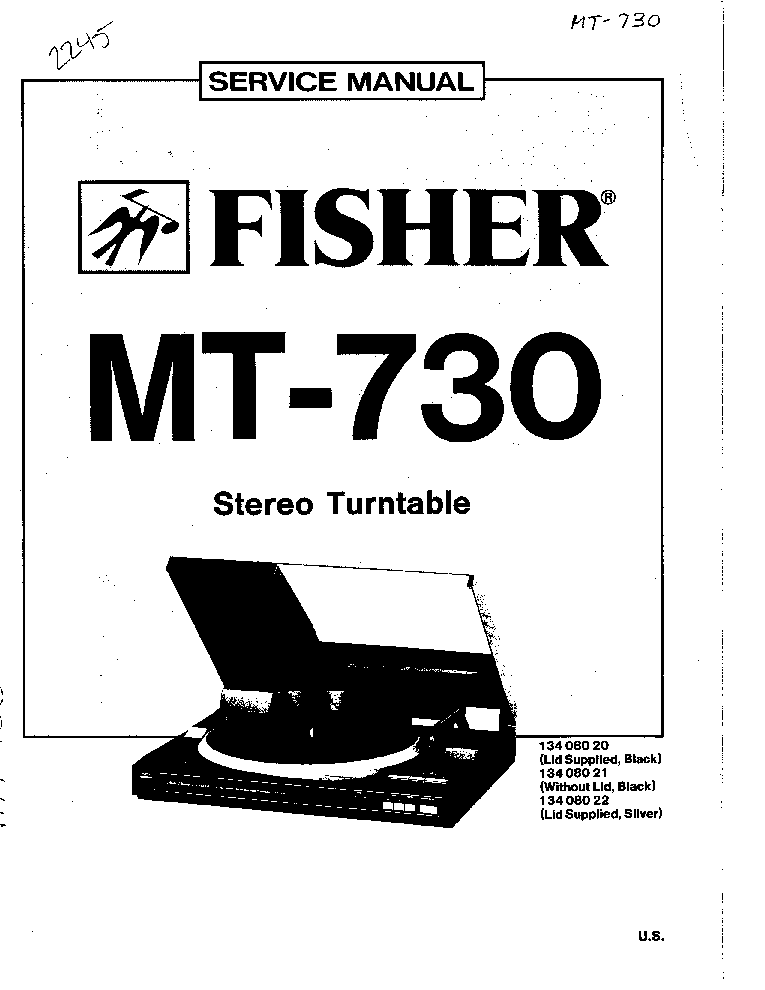 fisher studio standard wiring manual