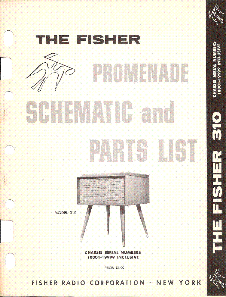 Fisher 700t sm service manual download schematics eeprom repair fisher promenade 310 fandeluxe Gallery