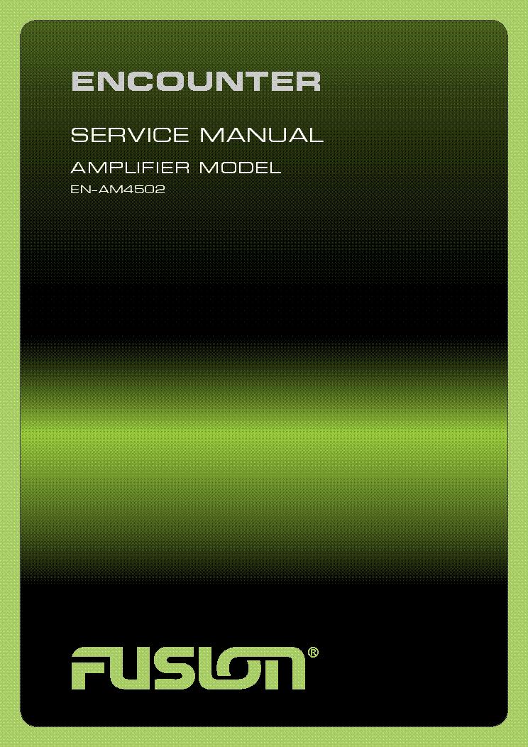Free Service Manuals and Schematics