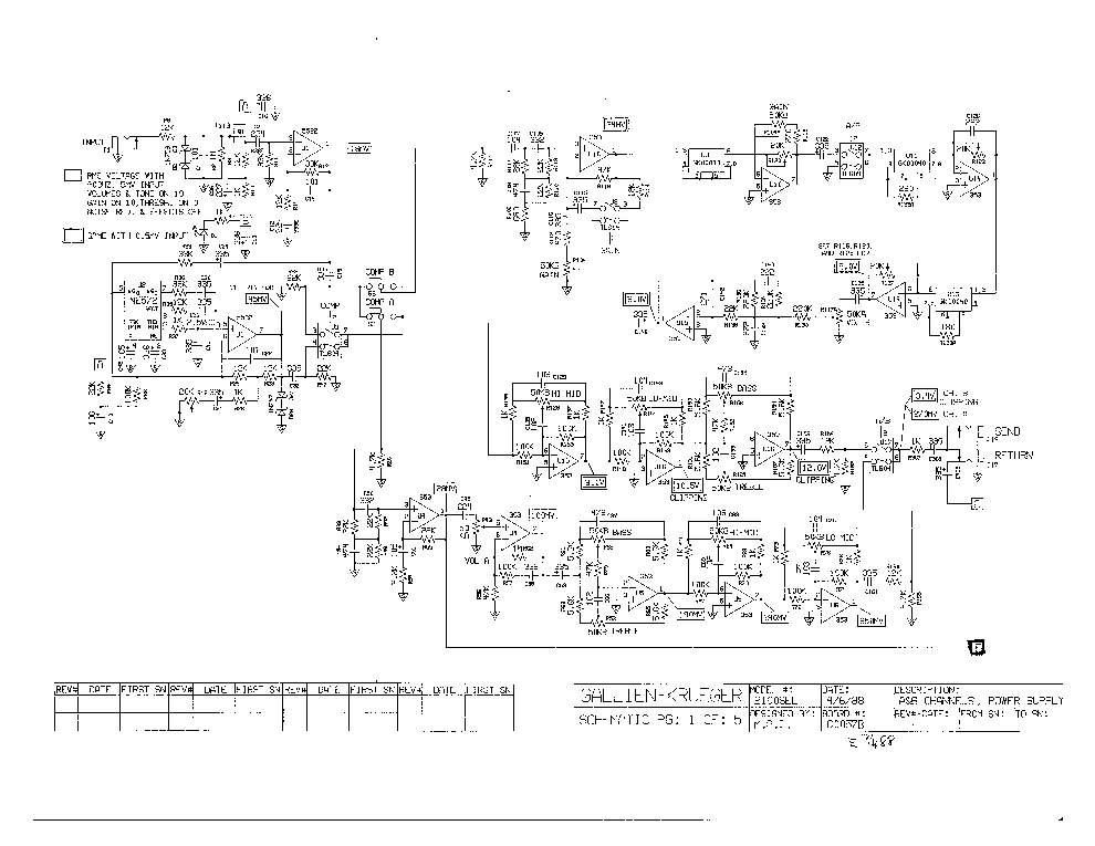 theremin wiring schematic electronics schematic wiring