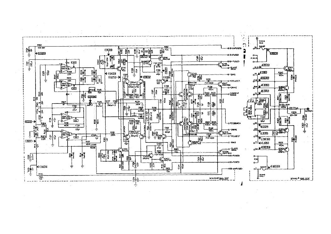 gas ampzilla ii service manual download  schematics