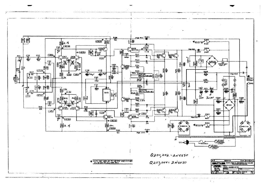 gas son of ampzilla service manual download  schematics  eeprom  repair info for electronics experts
