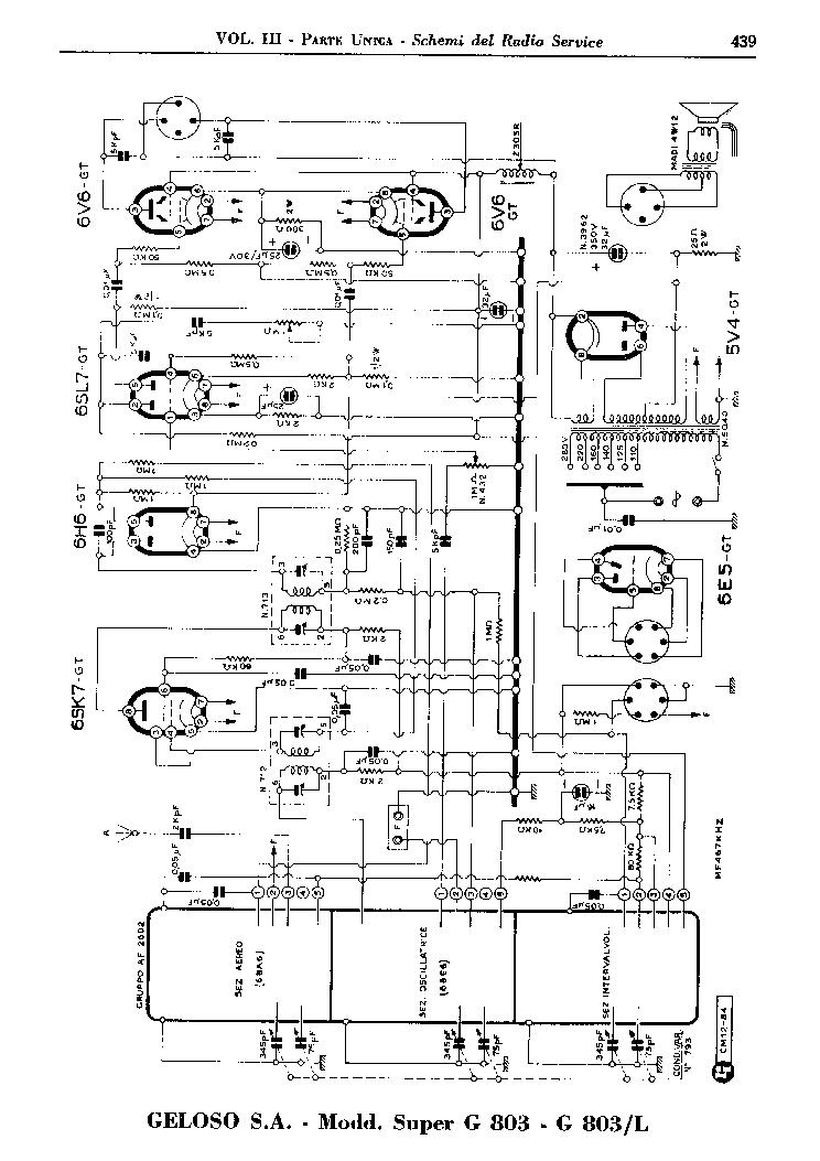 Am Fm Radio Schematic