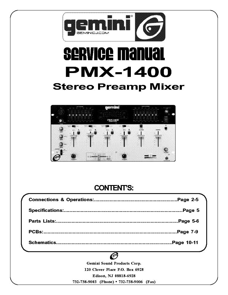 gemini p 600 800 service service manual download schematics eeprom rh elektrotanya com Craftsman Garage Door Opener Manual Haynes Workshop Manuals