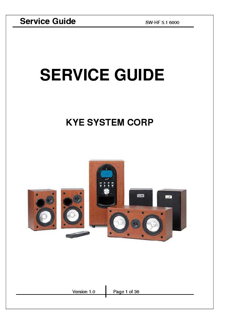 sw-hf 5.1 инструкция
