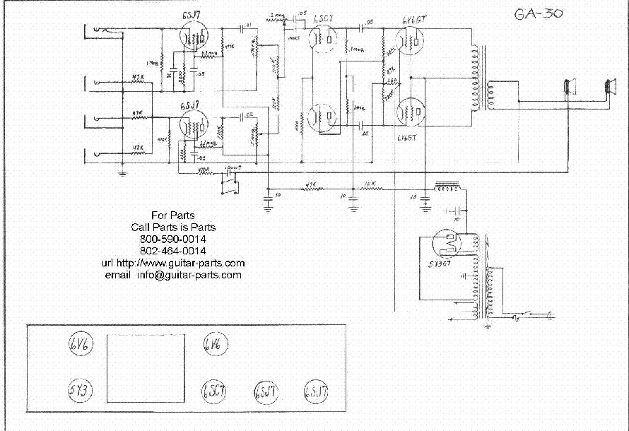 схемы усилителей. схема