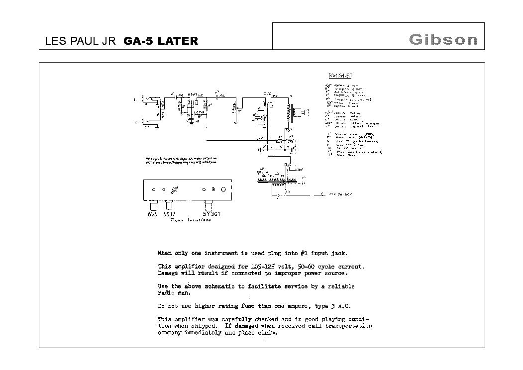 Epiphone les paul junior wiring diagram gibson