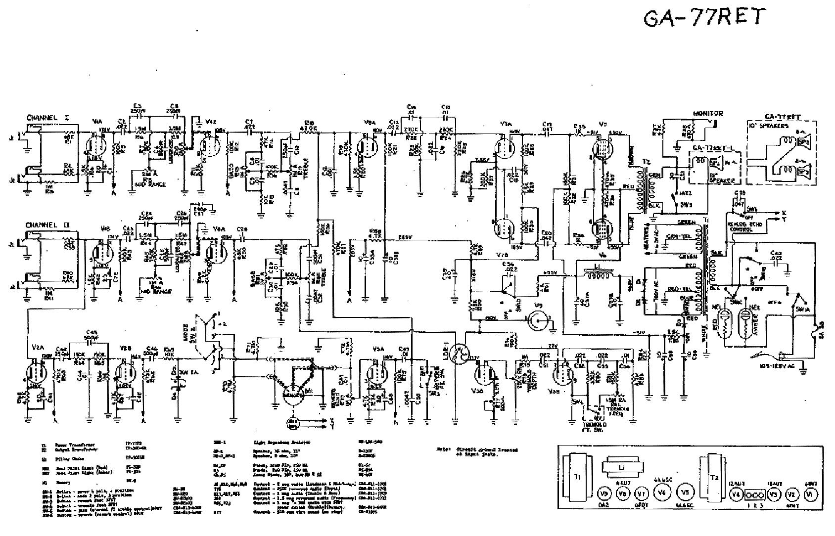 Varitone Wiring Diagram - Page 4 - Wiring Diagram And Schematics
