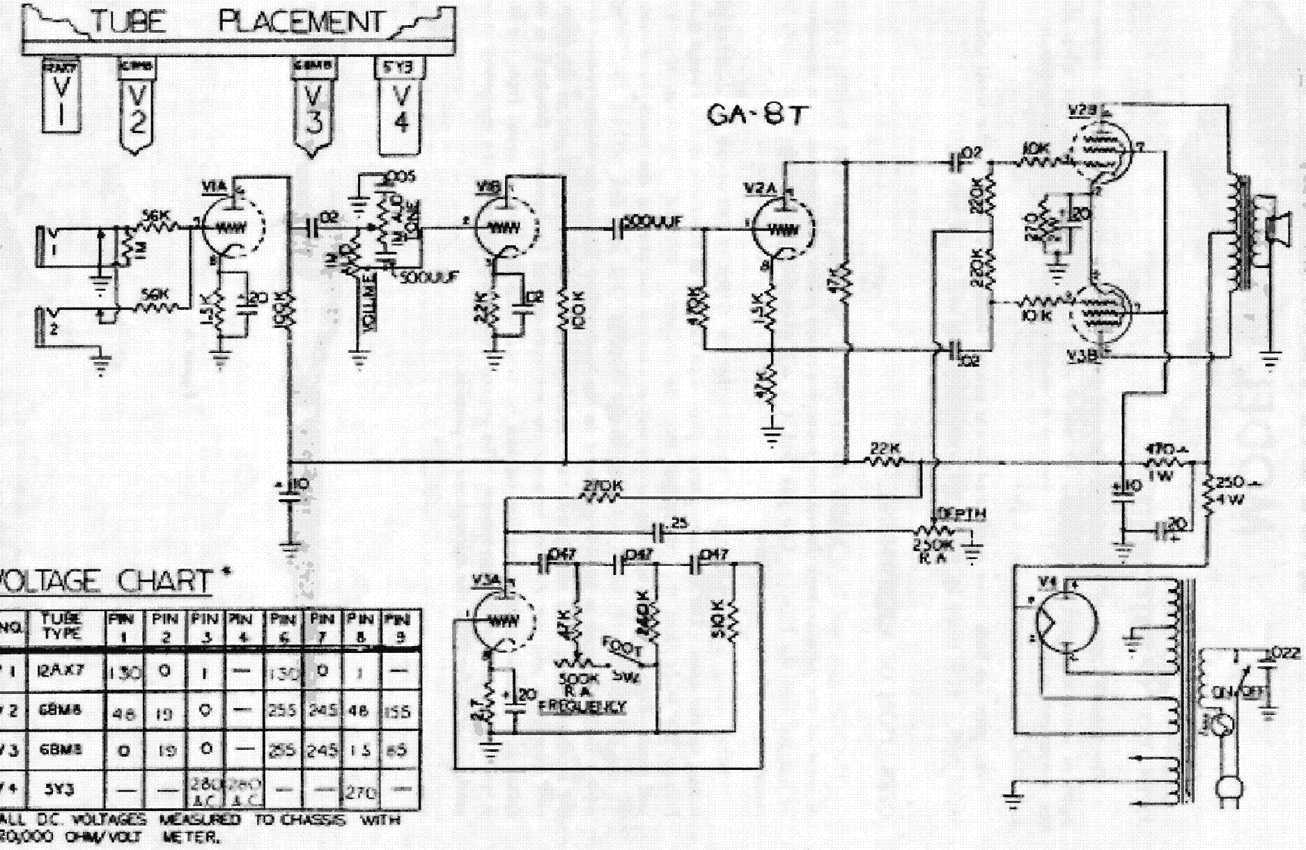gibson varitone wiring diagram heat and air conditioning